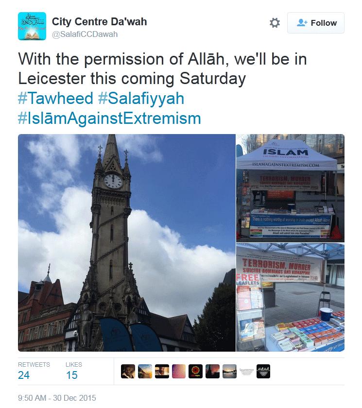 IslamAgainstExtremism Com | Help Spread the Book