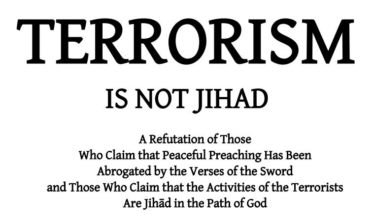 terrorism jihad 70 journal of islamic studies and culture, vol 2(1), march 2014 this was second attack on same building (first in february 1993)and proved that there.